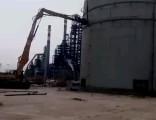混凝土拆除,支撑粱拆除,油罐拆除,化工厂拆除