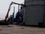 混凝土拆除,支撐粱拆除,油罐拆除,化工廠拆除