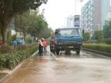 杭州富阳区洒水车出租路面洒水压尘应急运水车出租