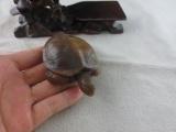 黄蜡石加工黄龙玉雕刻公司玉雕乌龟加工图片