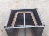 水泥电缆槽钢模具 电缆槽盒安装 耐老化电缆槽钢模具
