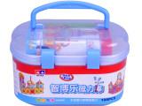 淘宝热销 智博乐磁力棒玩具厂家供应 益智玩具 积木 3C认证产品