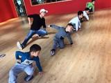 宁波少儿街舞培训班 宁波街舞培训 艾尚舞蹈培训中心