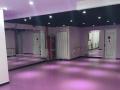 健身房塑胶地板 健身房运动地胶 PVC塑胶地板