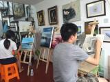 美術培訓素描培訓油畫培訓水彩培訓南京成人美術培訓