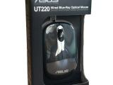 Asus/华硕UT220鼠标 伸缩鼠标 光电鼠标 笔记本电脑鼠标
