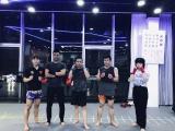 通州成人搏擊泰拳女子防身術青少散打
