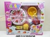 2011新款 热销 过家家玩具 可切蛋糕