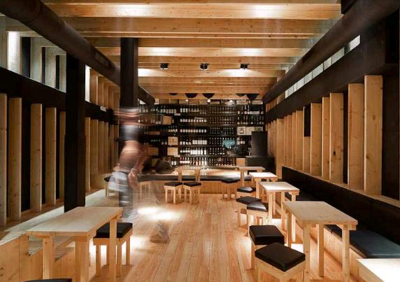 厦门泉州漳州原木家具定制一站式装修设计空间