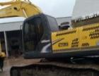 神钢 SK350LC-8 挖掘机          (神钢350