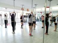 成都聚星国际舞蹈学校 中国钢管舞培训 爵士舞培训学校