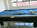 台球桌维修换布、台球桌拆装、出售中式黑八台球桌