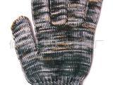 伙拼合格品22-24天天安TTA-024普通劳保手套非一次性手套