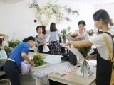 花艺师培训 插花师 兴趣插花精品课程 花之歌花艺