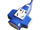 【2/3/5米】正品大功率电源插座电脑接线板插线板拖线板52