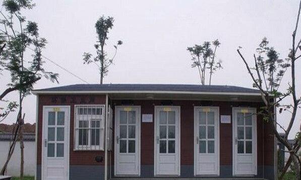 周口移动厕所临时活动工地卫生间出租赁售厂家
