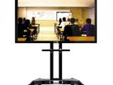 鑫飞智显65寸多媒体教学壁挂液晶电视电脑触摸一体机