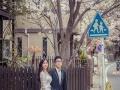 上海自由婚纱拍摄
