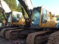 长沙直销,二手挖机沃尔沃210B货到付款原版原样土方进口
