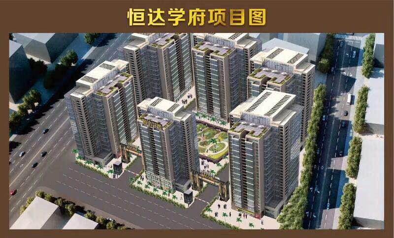 惠阳村委统建楼 恒达学府 6栋花园白菜价2980一平恒达学府