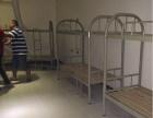 铁架床上下铁艺床钢架床员工宿舍单人床合肥特价出售