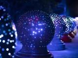 彩色發光障礙球障礙柱
