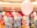 莆田气球布置,宝宝宴,周岁宴,开业商业布置,婚礼婚房布置