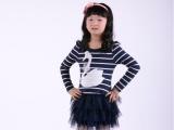 2013童装新款童裙 韩版女童蓬蓬半身裙