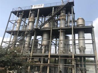 多效蒸发器价格-二手降膜蒸发器回收