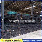 厂家生产阻燃塑料土工格栅 黑色塑料方孔网 矿用塑料格栅