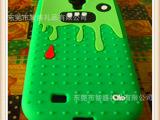 智盛工厂轻松熊硅胶手机外壳 iphone手机保护套