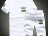 2014年精品男装 男士新款圆领T恤套装 一件代发 免费代理