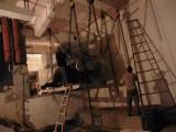 成都整厂搬迁上楼 运输吊装