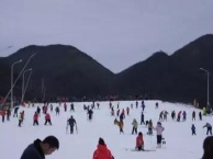【冬恋围山,踏雪寻欢】浏阳大围山野外滑雪一日