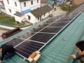 屋顶太阳能光伏发电厂家山东昌日新能源