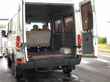 上海大眾貨的依維柯面包車4元每公里出租
