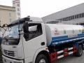 东风8吨园林洒水车