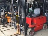 包邮包用2吨立式前移式叉车二手蓄电池叉车 孝感二手叉车购买