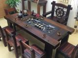 船木茶桌椅组合 老船木中式茶台 厂家直销