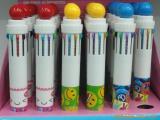深圳多色笔,三色笔,十色笔,广东多色笔,广告十色笔