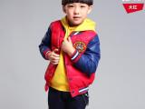 男童新款棉衣 小爸爸同款儿童棉衣 韩版夏天款男童棉衣 儿童棉衣