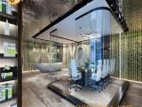 沈阳不锈钢水波纹压花装饰板 定制304不锈钢水波纹吊顶板