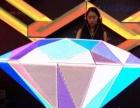 茂名裸眼3D酒吧DJ台全彩LED显示屏