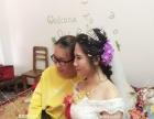 韩式新娘妆茂名馨颜承接新娘早妆、半程跟妆、全程跟妆