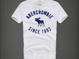 让客优品厂家直销国际奢侈品牌纯棉短袖男式T恤高仿奢侈品男装