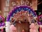 宝宝宴布置,满月酒布置,气球装饰,生日布置,生日气球,