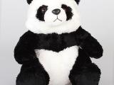 批发优质毛绒卡通玩具 熊猫玩具公仔 儿童毛绒玩具 短毛绒玩具