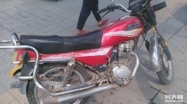 急转精通天马125摩托车