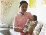 重庆渝中月嫂公司 专业照顾新生儿 产妇护理