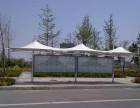 安装大型商场膜结构雨棚 走廊膜结构安装 车库出入口膜结构雨蓬